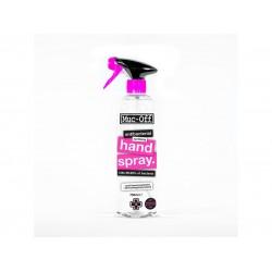 Muc-off Hand Spray 500ml 80% Alcohol 20233