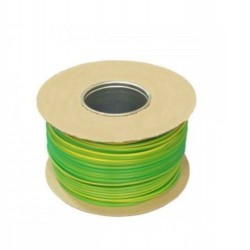 6SQ pvc green/yellow earth cable ( per mtr )
