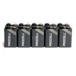 Duracell Procell 9V 6ELP Battery