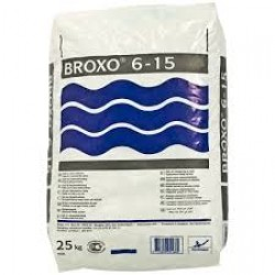 Broxo Salt 6-15 25Kg 49Xpallet