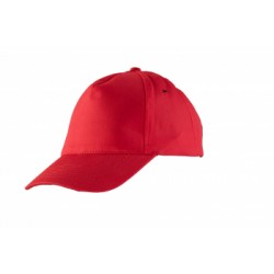 Baseball Cap BAS Fashion Red CCBA