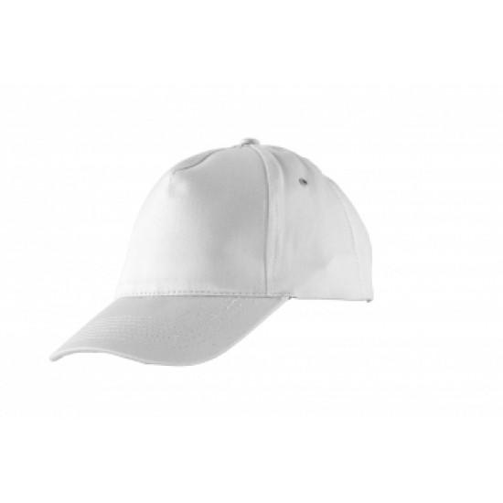 Baseball Cap BAS Fashion White CCBA