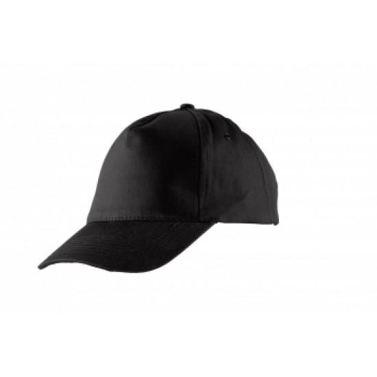 Baseball Cap BAS Fashion Black CCBA