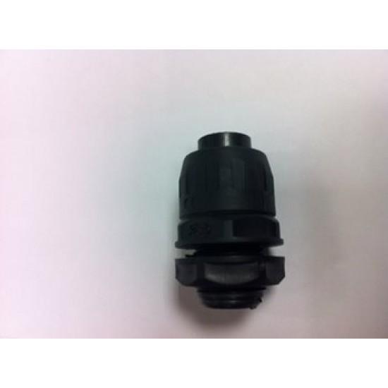 DX54120 20mm black flexible gland
