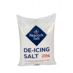 De Icing Salt 25Kg pallet x49