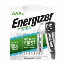 Recharge Battery AAA  4pack
