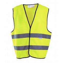 Brixton Flash Hi Vis Vest Yellow (L)