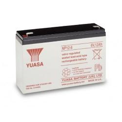 6V 12 AH Battery