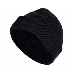 Knitted Cap Black