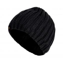 Knitted Cap modern Black