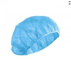 Bouffant Cap 61cm in bag blue ref 114 (100)