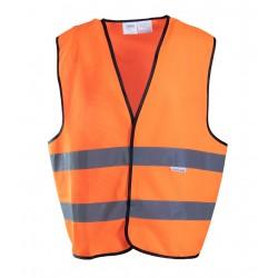 Brixton Flash Hi Vis Vest Orange (L)