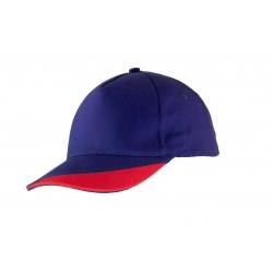 Baseball Cap BAS Fashion Blue CCBA