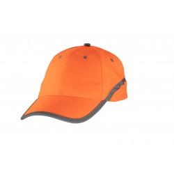 Brixton Flash Baseball cap Orange