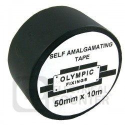 Insulation Pvc Tape 50mmx33 Black