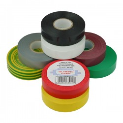 Insulation Pvc Tape 19x20  Black 0000666