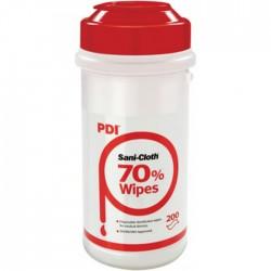 Saniclloth 70% Alcohol  Sanitiser wipes tub ( 200)