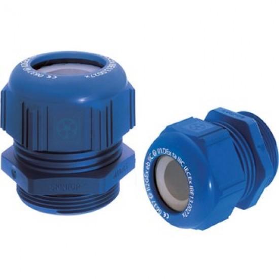 Skintop K-M 20x1.5 atex blue pvc gland